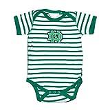 Notre Dame Fighting Irish Striped NCAA College Newborn Infant Baby Creeper (12 Months)