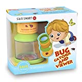 SainSmart Jr. Kids Bug Catchers and Viewer Microscope, Insect Magnifier, Nature Exploration Tool