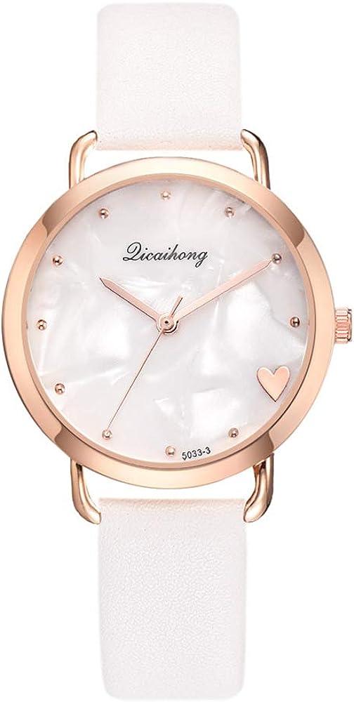 Reloj de Mujer Pulsera Reloj de Mujer 2020 Nuevo Reloj de Moda clásico Reloj de Pulsera de Cuarzo Salvaje