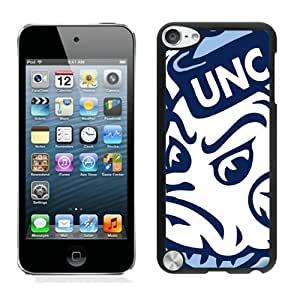 Personalized Custom Picture iPod Touch 5,unc tar heels logo Black iPod Touch 5 Custom Picture Phone Case