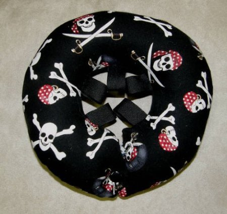 "Puppy Bumpers – Keep Your Dog on the Safe Side of the Fence – Jolly Roger – 10""-13"""