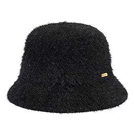 Barts Hats Lavatera Bucket Hat – Black