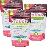 Pet Health Solutions 3PACK Proflora Probiotic Soft Chews (180 Count)