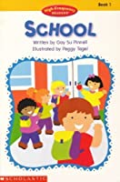 School (High Frequency Readers, Book 1) 0439131855 Book Cover