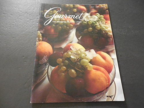 - Gourmet July 1980 The Magazine of Good Living,Chinese Vegetables, Dill