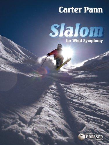 Read Online Slalom, Wind Symphony PDF