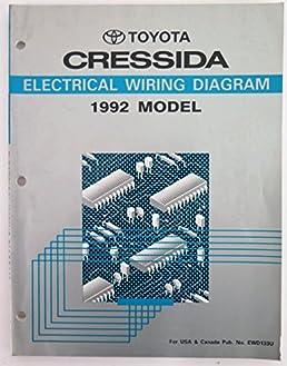 toyota cressida wiring diagram explained wiring diagrams rh sbsun co Pontiac Fiero Wiring Diagram Lexus Rx300 Wiring Diagram