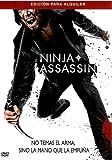 Ninja assassin [DVD]