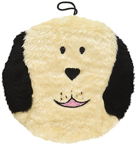 Pet Supplies : Petlou D.O.Gz - Yes, Please Dog Plush Toy Durable Squeaks Floats, 7