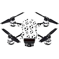 Skin For DJI Spark Mini Drone – Soccer Ball | MightySkins Protective, Durable, and Unique Vinyl Decal wrap cover | Easy To Apply, Remove, and Change Styles | Made in the USA