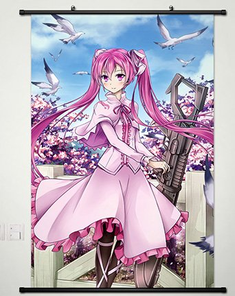Akame ga Kill Wall Scroll Poster Fabric Painting Anime Mine 030 S (Akame Ga Kill Mine)