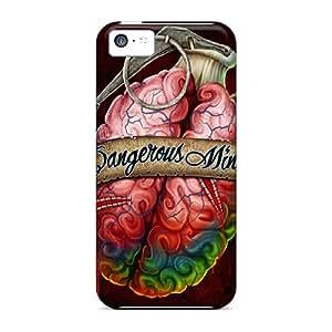 Popular Amanda Diary New Style Durable Iphone 5c Case (qtCjT6664CCsgG)