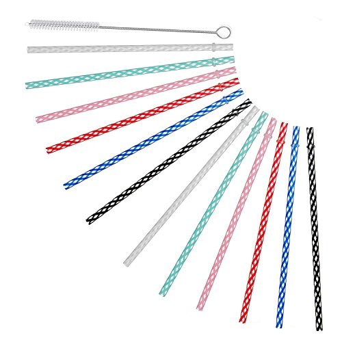 Plastic Straw Set - 6