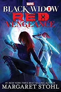 Book Cover: Black Widow Red Vengeance