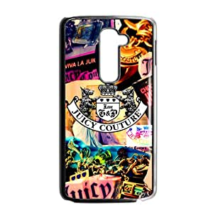 HGKDL Galaxy Hipster Cat Cell Phone Case for LG G2