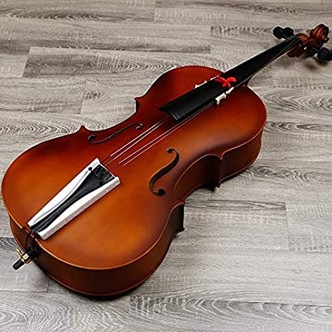 Color : Brown-1//8 1//4 1//2 3//4 4//4 ACHKL Beginners level playing cello Grading adult children solid wood cello Western musical instruments ACHKL