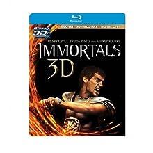 Immortals (3D/ Blu-ray + Digital Copy) (2012)