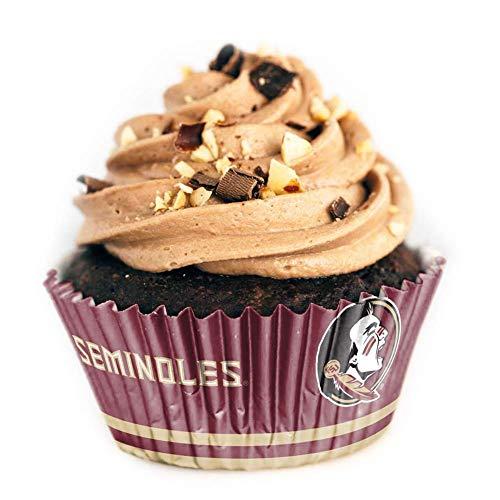 Team ProMark Florida State Seminoles Cupcake Liners - 36 Pack