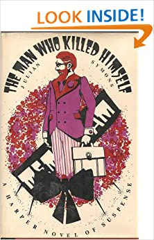 Book Man Who Killed Himself 1ST Edition