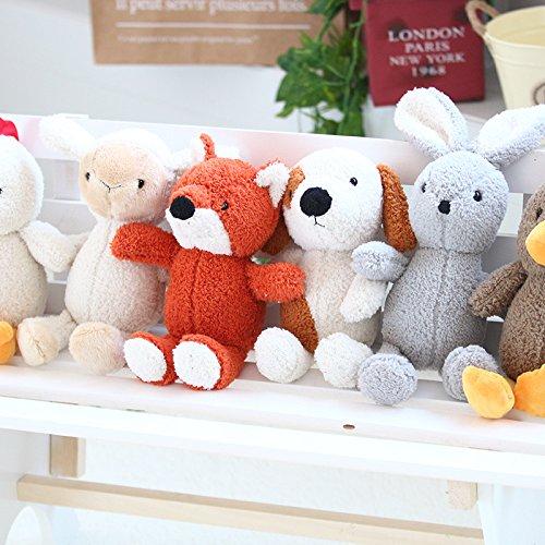 Dalino Babys Toys 30cm Plush Cute Animal Doll Toy Creative Doll (Sheep)