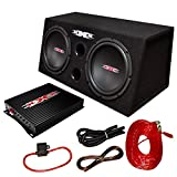 12in subwoofer and amp package - XXX XBX-1200B 12