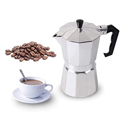 Coffee Makers Italian Top Moka Espresso Cafeteira Expresso Percolator 6cup Stovetop Coffee Maker