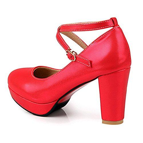 BalaMasa , Escarpins pour femme Red