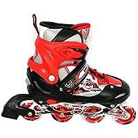 Kamachi Aluminium Body High Quality In-Line Skates Large (906)