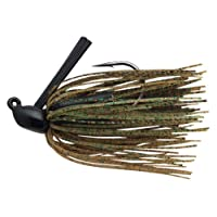 Booyah BYBJ12-18 Boo Jig, 1/2-Ounce, Black /Green Pumpkin