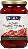 Delallo Grilled Piquillo Pepper, 12 oz