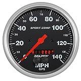 Auto Meter 3983 Sport-Comp GPS Speedometer