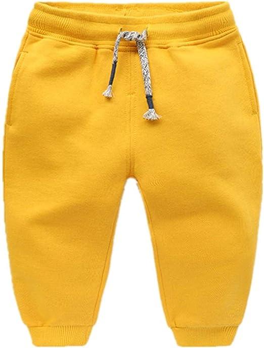 Pantalones de chándal de algodón para niños Pantalones de chándal ...