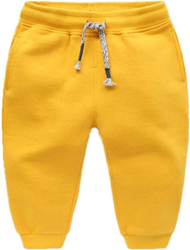 Los bebés de los pantalones ocasionales Pantalones de chándal de ...