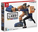Video Games : Nintendo Labo - Robot Kit