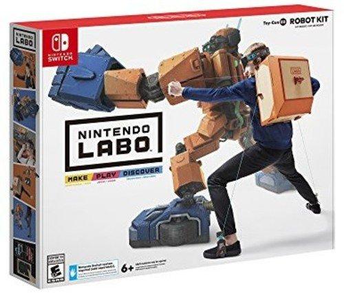 Nintendo Labo - Robot Kit