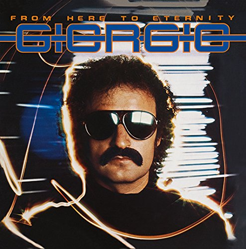 Album Art for From Here to Eternity by Giorgio Moroder