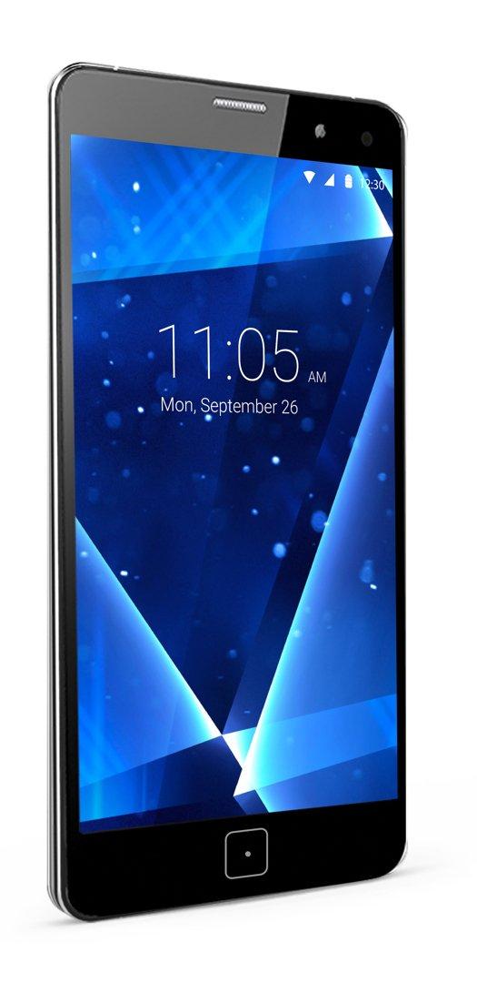 GATCA Elite - Unlocked Dual Sim Smartphone - Black