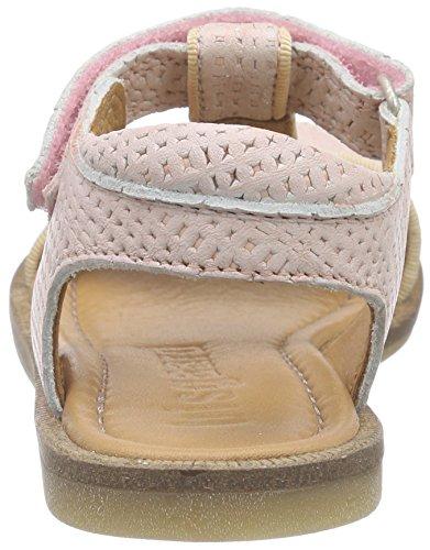 Bisgaard Sandals Mädchen Offene Sandalen Pink (165 Pearl)