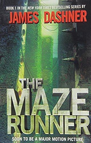 The Maze Runner Book 1 by James Dashner Paperback 2010 New 2010 Maze