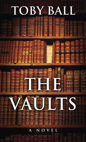 book cover of The Vaults