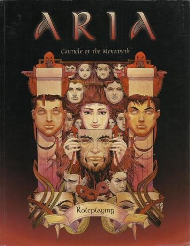 Aria Roleplaying (Aria Series : Canticle of the Monomyth)