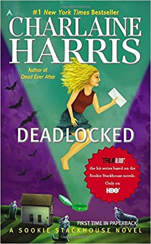 perfectly aligned - girl vs Dead Until Dark by Charlaine Harris book