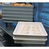 Stacking Food Storage Box, 4-1/2 Gallon Capacity