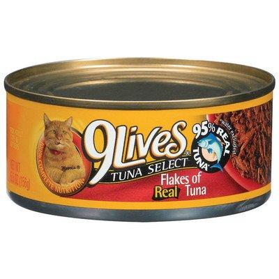 Tuna in Sauce Cat Food (24 Per Pack) [Set of 24], My Pet Supplies