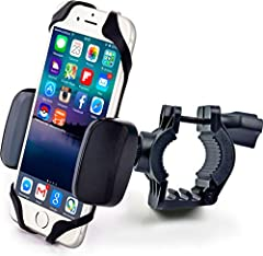 Searching for a handy good quality bike mount for your phone, but you do not feel like spending your time choosing the best option?       You don't have to, we have done it for you!       We have thoroughly studied nearly all bicycle a...