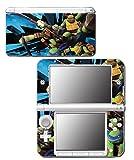 Teenage Mutant Ninja Turtles TMNT Leonardo Leo Shredder Cartoon Movie Video Game Vinyl Decal Skin Sticker Cover for Original Nintendo 3DS XL System