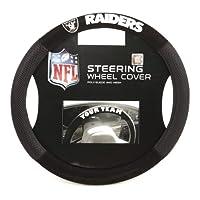 Fremont Die NFL Oakland Raiders Poli Suede volante de dirección