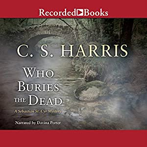 Who Buries the Dead Audiobook