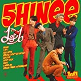 SHINEE - [1 OF 1] 5th Album CD+Photo Book+Photo Card+Poster Sealed