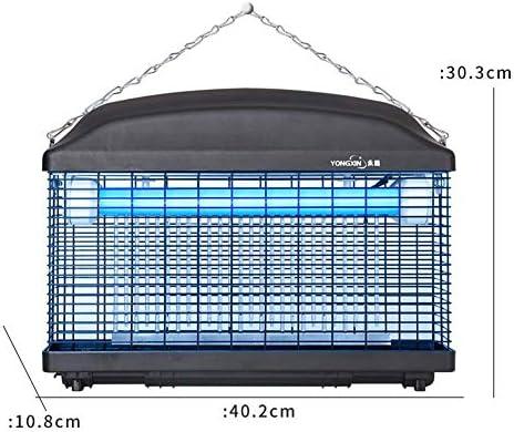 Asesino de mosquitos al aire libre LED Aspirador de mosquitos al ...